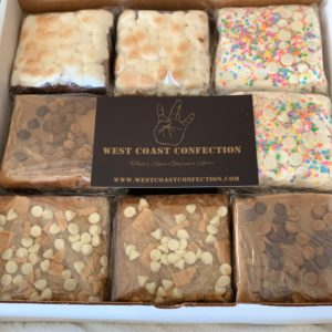 The Wu-Tang Clan Pack – 9 Brownies/Blondies of your Choosing!