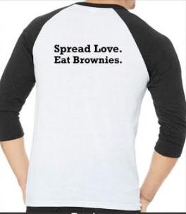 Merch! Raglan T-Shirt!