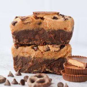 Deuces – Pick any 2 Brownies or Blondies